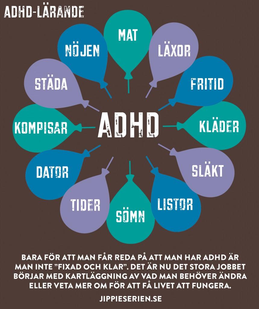 ADHD:n liittyy usein lisääntynyt hajamielisyys